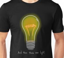 Maxwell Lightbulb Unisex T-Shirt
