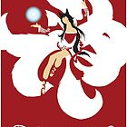 Ahri - the Nine Tailed Fox by studioNdesigns