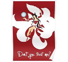 Ahri - the Nine Tailed Fox Poster
