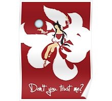 Ahri - the Nine Tailed Fox Poster