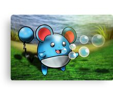 Marill - Pokemon Canvas Print