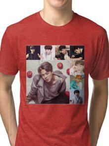 Jimin Evolution Tri-blend T-Shirt