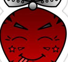 Radish Kawaii Swag Design Sticker