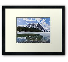 Lake Louise Canada Framed Print