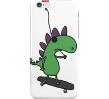 Scruff's day Out iPhone Case/Skin