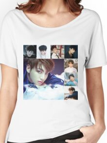 Jungkook Evolution Women's Relaxed Fit T-Shirt