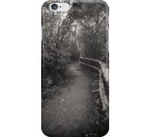 The Path to the Edge of the World iPhone Case/Skin