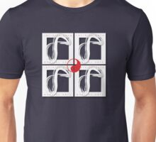 Infinite Path Martial Arts - Zen Panel 1 Unisex T-Shirt