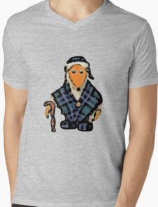 Womble Great Uncle Bulgaria Mens V-Neck T-Shirt