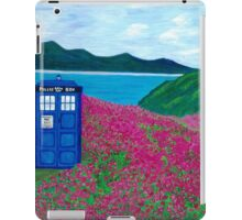 TARDIS: Flower Stop iPad Case/Skin