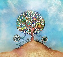 Tree of Life by © Karin (Cassidy) Taylor