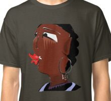 Tribal femininity  Classic T-Shirt