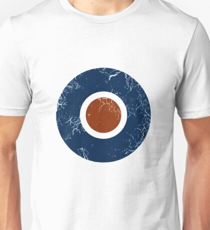 Military Roundels - Royal Air Force - RAF Type C Unisex T-Shirt