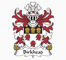 Birkhead Coat of Arms (Welsh) by coatsofarms