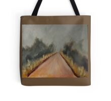 Journey through the Fog Tote Bag