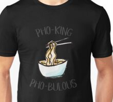 For the Love of Pho Unisex T-Shirt