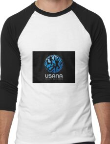 Usana Health Sciences Men's Baseball ¾ T-Shirt