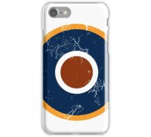 Military Roundels - Royal Air Force - RAF Type C1 iPhone Case/Skin