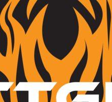 TTGF Guild Logo 04 Sticker