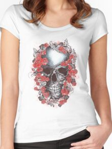 Grateful Dead v2 Women's Fitted Scoop T-Shirt