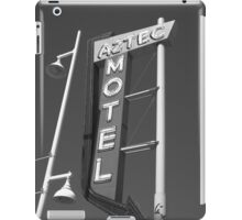 Route 66 - Aztec Motel iPad Case/Skin
