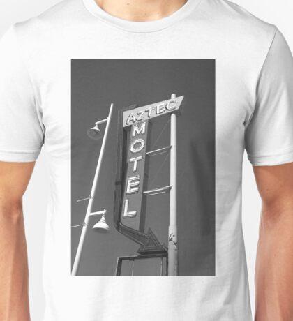 Route 66 - Aztec Motel Unisex T-Shirt