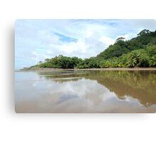 Playa Dominical I Canvas Print