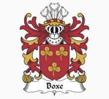 Boxe Coat of Arms (Welsh) by coatsofarms