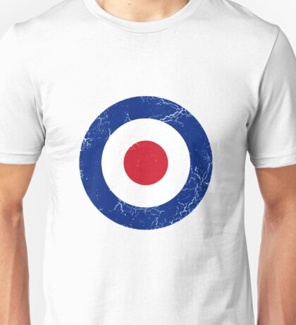 Military Roundels - Royal Air Force - RAF Unisex T-Shirt