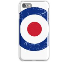 Military Roundels - Royal Air Force - RAF iPhone Case/Skin