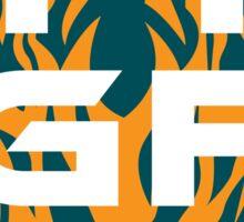TTGF Guild Logo 05 Sticker