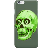 CREEP II (green) iPhone Case/Skin