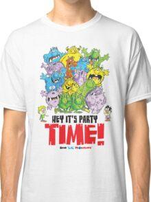 Descriptive Monster Party time! Classic T-Shirt