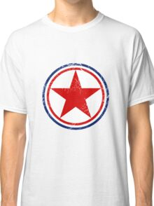 Military Roundels - Korean Peoples Army Airforce Classic T-Shirt