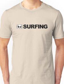 Skull Surfing Unisex T-Shirt