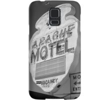 Route 66 - Apache Motel Samsung Galaxy Case/Skin