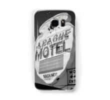 Route 66 - Apache Motel Samsung Galaxy Case/Skin