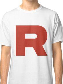 TEAM ROCKET POKEMON Classic T-Shirt