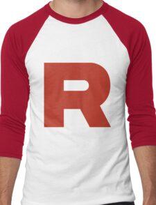 TEAM ROCKET POKEMON Men's Baseball ¾ T-Shirt