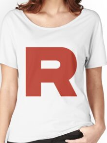 TEAM ROCKET POKEMON Women's Relaxed Fit T-Shirt