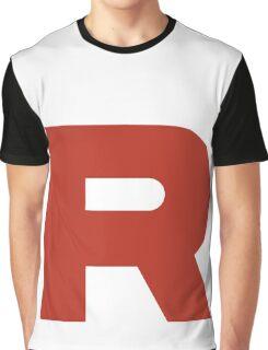 TEAM ROCKET POKEMON Graphic T-Shirt
