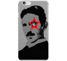 Tesla Rocks! iPhone Case/Skin