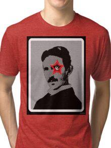 Tesla Rocks! Tri-blend T-Shirt
