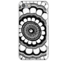 Black and White #13 iPhone Case/Skin