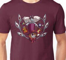 Skullgirls- Peacock Unisex T-Shirt