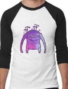 Pastel Goobbue Men's Baseball ¾ T-Shirt
