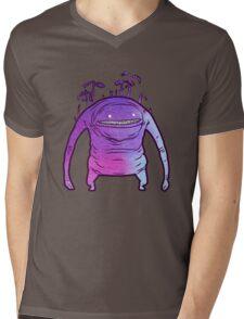Pastel Goobbue Mens V-Neck T-Shirt