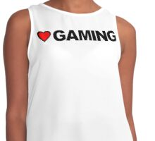 Love Gaming Contrast Tank