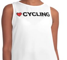 Love Cycling Contrast Tank