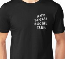 Anti social social club (ASSC) Unisex T-Shirt